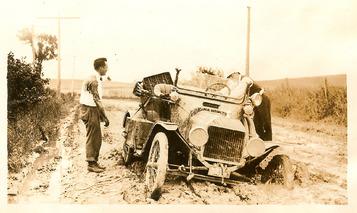 Model T Road Trip Recreates Edsel Ford's 1915 Trek