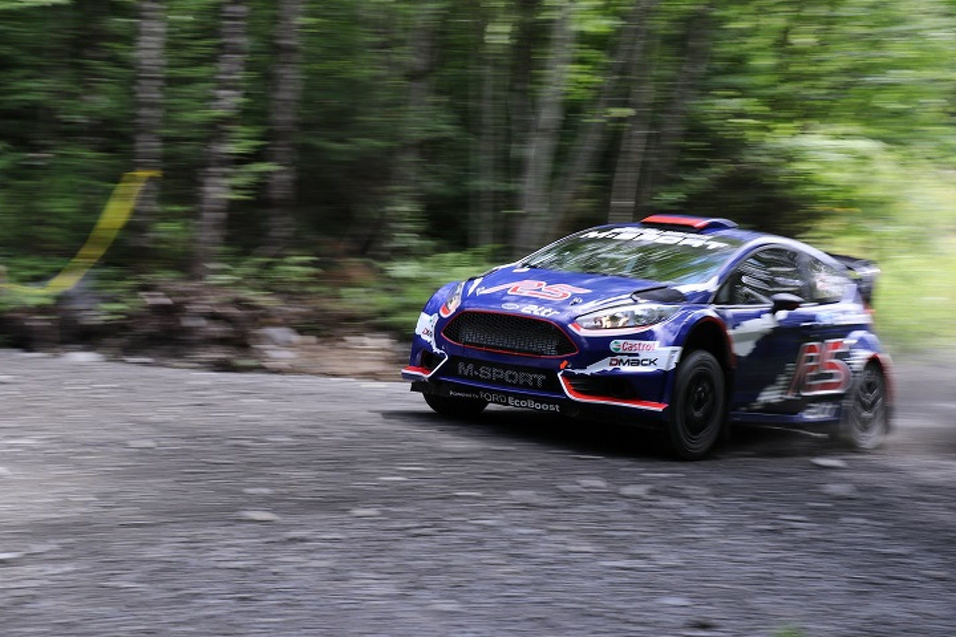 How Ken Block Scares The Crap Out of Auto Journalists