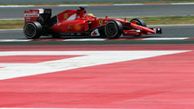 Ferrari sure upgraded car is better