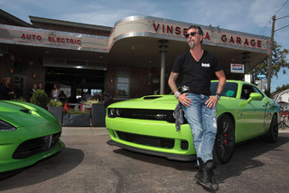 Dodge Celebrates 100 Years with Hellcats, Gas Monkey and Motley Crue