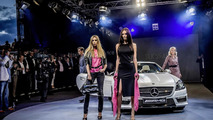 Mercedes CLS 63 AMG Shooting Brake public debut at German Grand Prix 24.07.2012