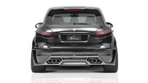 Porsche Cayenne Turbo by Lumma Design 07.08.2012