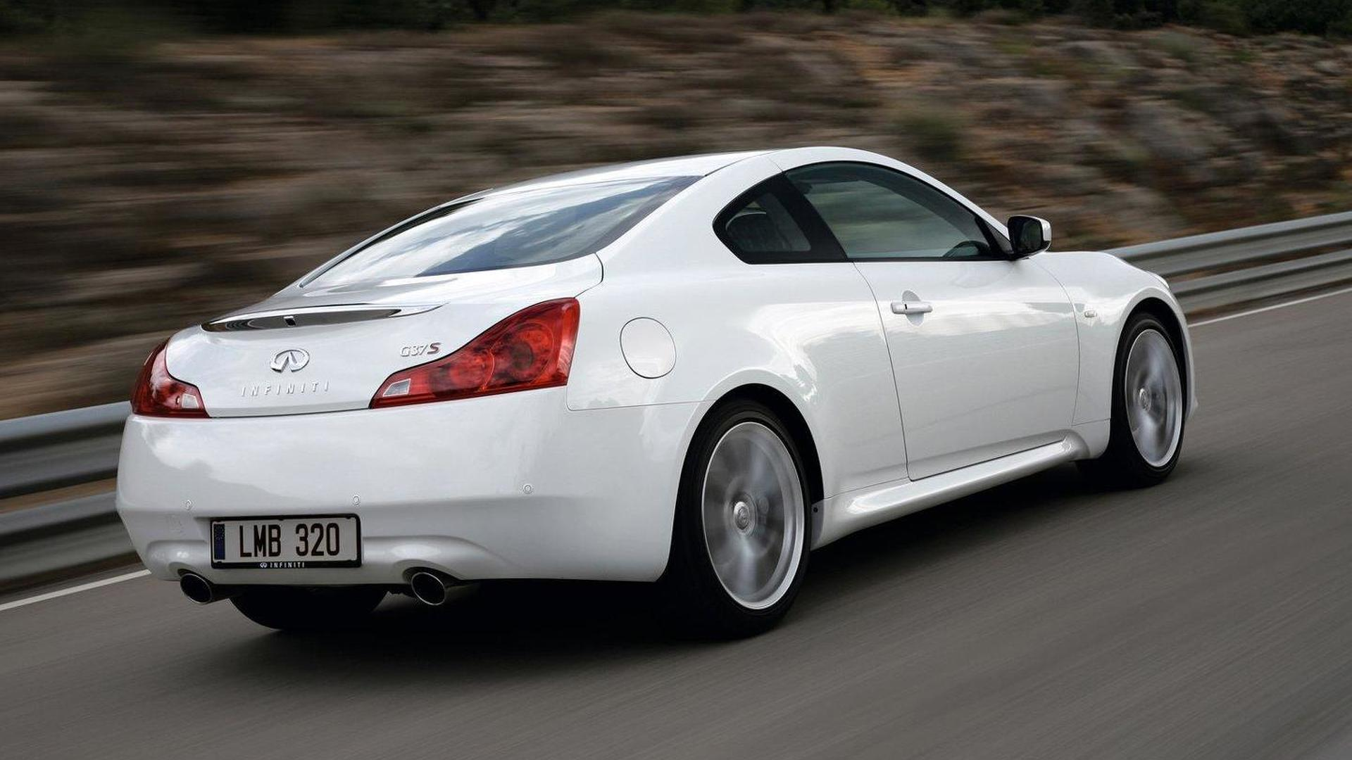 Infiniti model range coming to South Africa