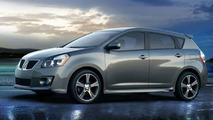 2009 Pontiac Vibe Teaser Photo Released