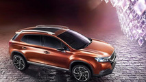 Citroen DS 6WR fully revealed in Beijing