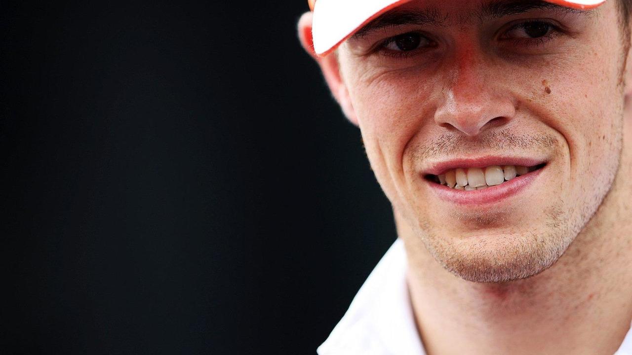 Paul di Resta 24.08.2013 Belgian Grand Prix