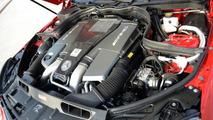 Mercedes-Benz C63 AMG Black Series by GAD 24.10.2013