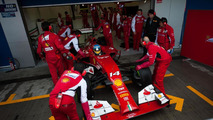 Ferrari's wind tunnel crisis now over