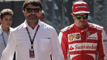 Alonso's manager met with Christian Horner in Hungary