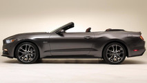 2015 Ford Mustang Convertible headed to dealerships