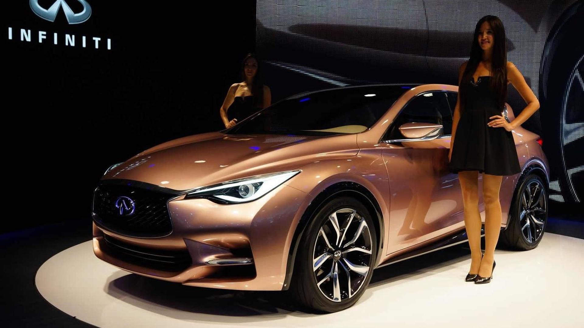Infiniti to expand lineup by 60% over next five years - report