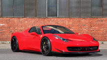 MEC Design introduces a new styling program for the Ferrari 458