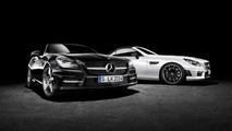 Mercedes SL 2LOOK & SLK CarbonLOOK announced in Geneva