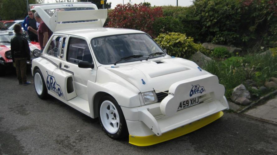 Buy an ex-Colin McRae Metro 6R4 rally car, only $597,000