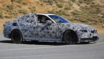 2018 BMW 3-Series spy photos