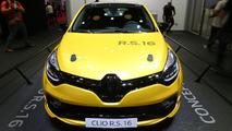 2016 Renault Clio R.S.16 Paris Motor Show