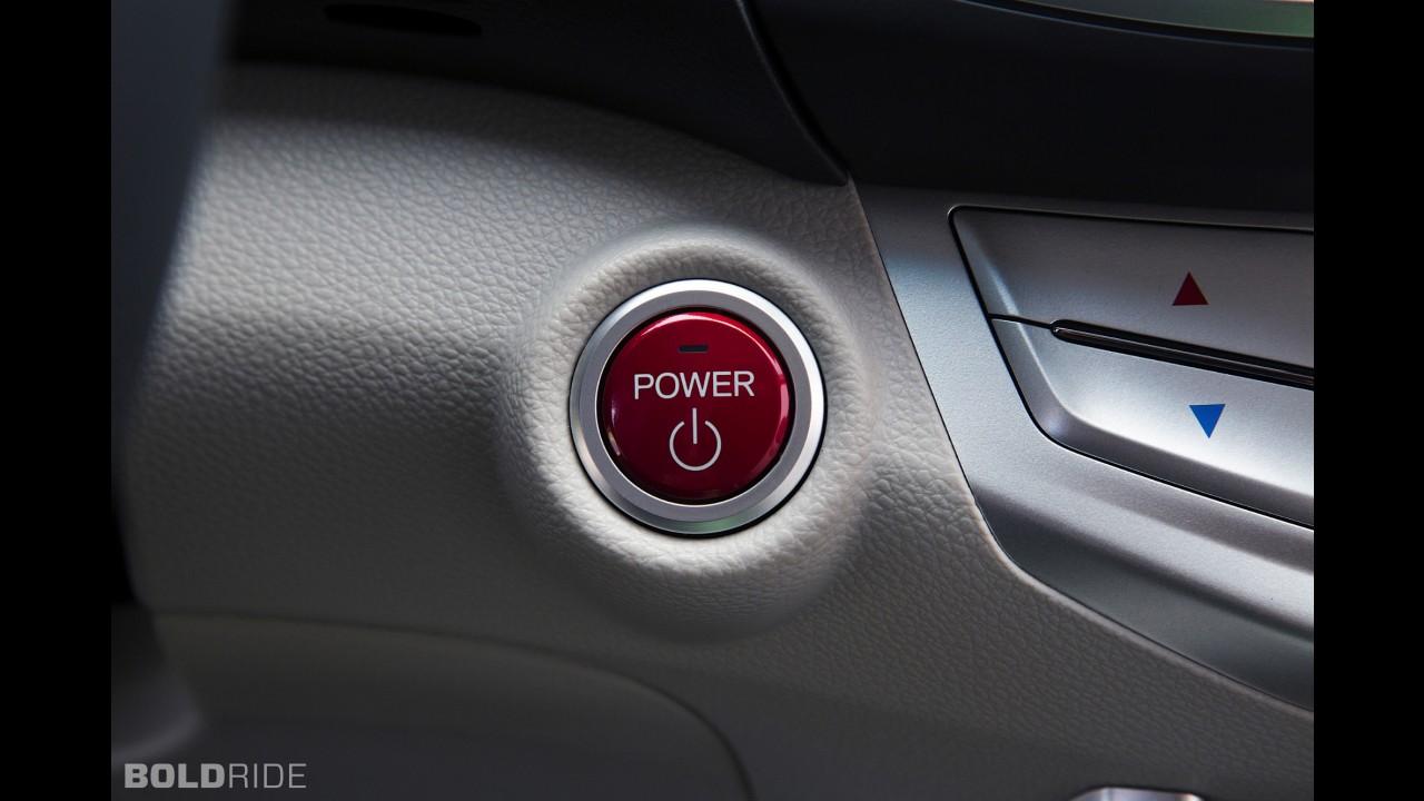 Honda Accord PHEV