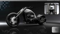 New generation TT Chopper Concept