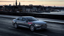 Volvo S90 leaked photo