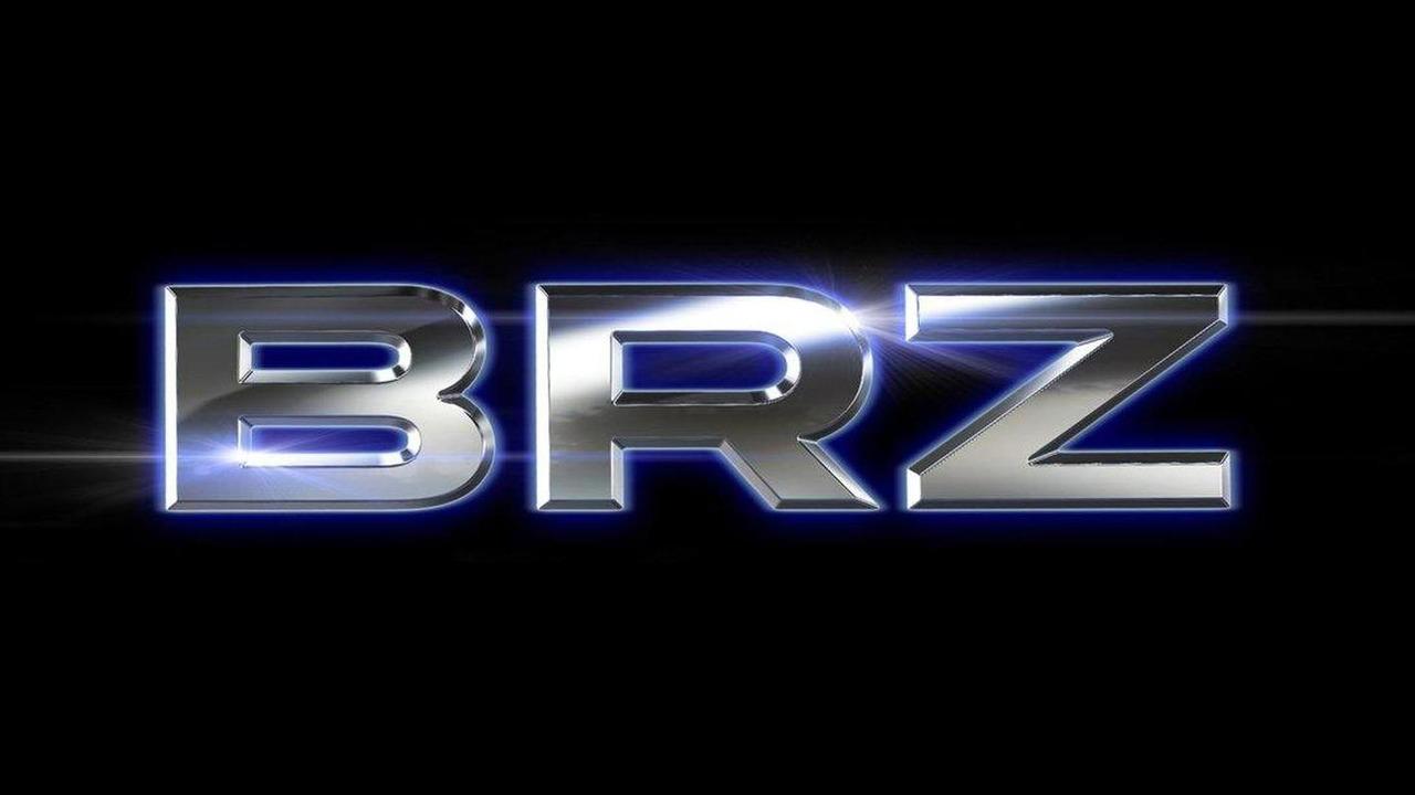 Subaru BRZ teased 23.08.2011