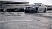 BMW M3 E92 with ADV.1 wheels, 1024, 23.12.2011