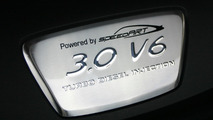 speedART PS9-300D based on Porsche Panamera Diesel 28.09.2011