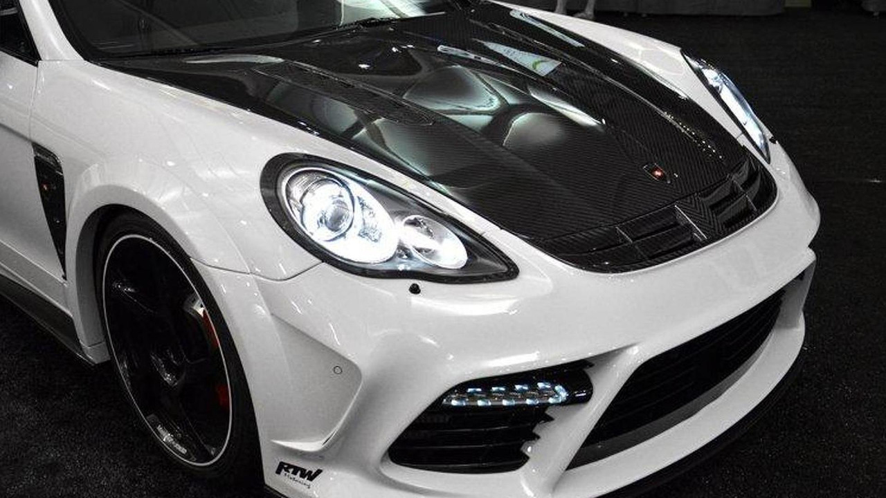 Mansory Porsche Panamera done by RTW Motoring 08.09.2011