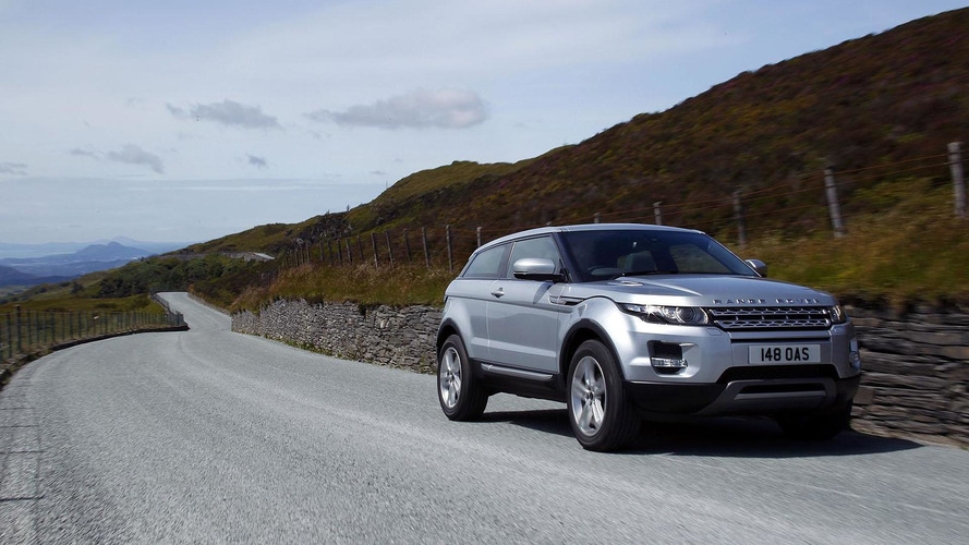 NHTSA investigating Jaguar, Land Rover for roll-away risk