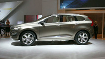 Volvo XC60 Concept Unveiled at NAIAS