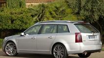 Cadillac BLS Wagon Revealed