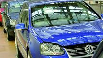Volkswagen Golf V R32 production
