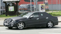 Mercedes E 63 AMG Spy Photos