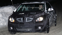 New Baby Buick Model Spied Winter Testing at Night