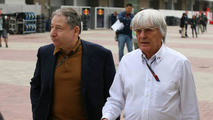Ecclestone, Todt, agreed 'peace' in Korea - report