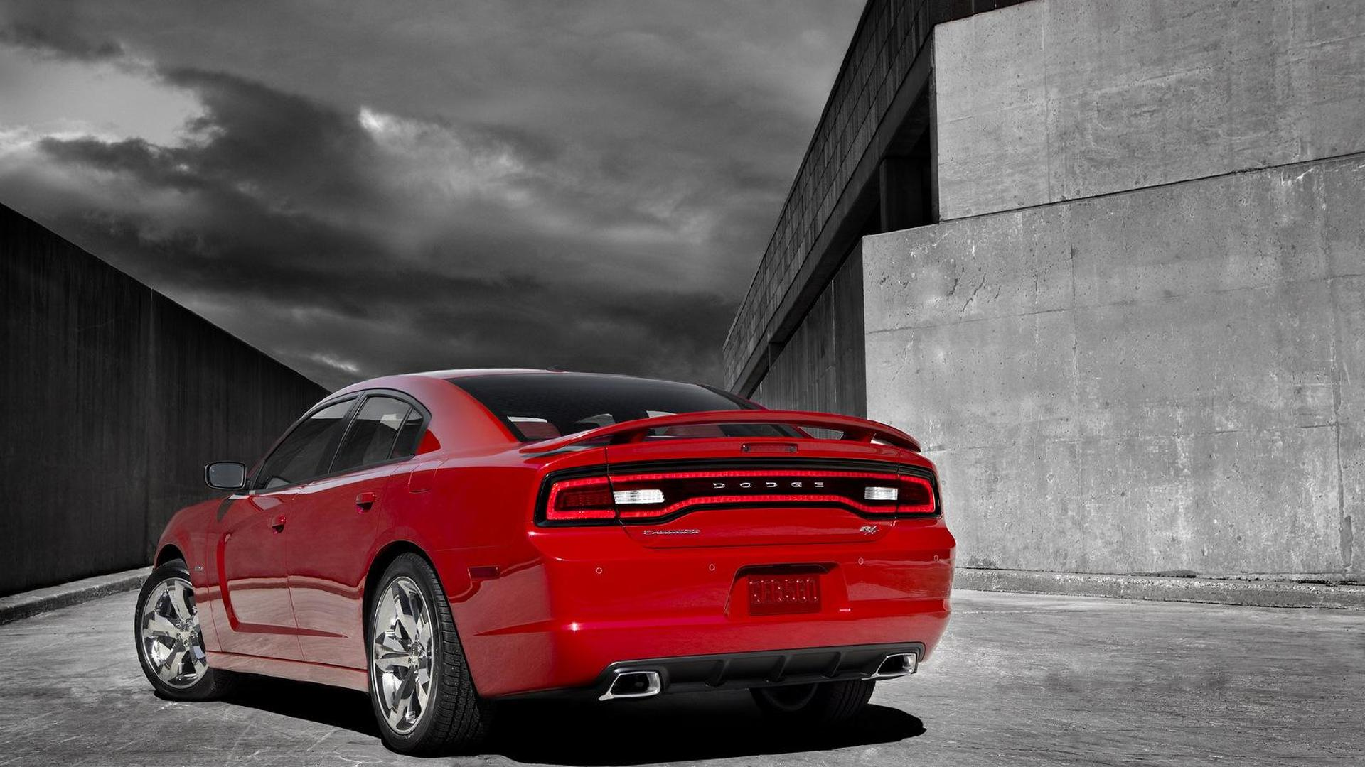 2011 Dodge Charger Revealed
