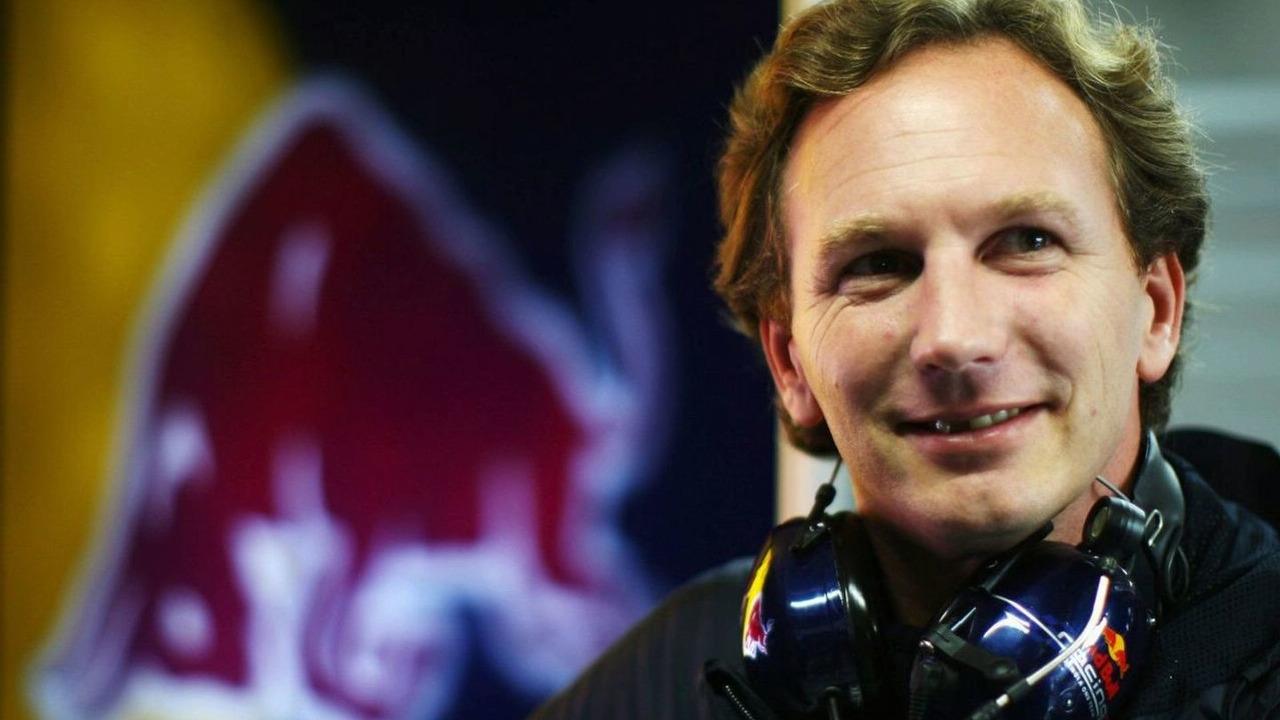 Christian Horner (GBR), Red Bull Racing, Sporting Director, Brazilian Grand Prix, Sao Paulo, Brazil, 18.10.2009