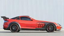 Hamann Volcano based on Mercedes-McLaren SLR