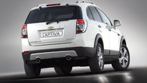 2011 Chevrolet Captiva facelift 13.09.2010