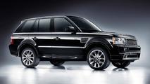 Range Rover Sport 'Stormer Edition' Revealed at Boat Show (UK)