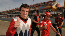 Alonso works hard to win Ferrari 'confidence'