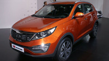 2011 Kia Sportage Full Details Released for Geneva Debut