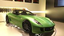 Ferrari patents conventional hybrid system - report