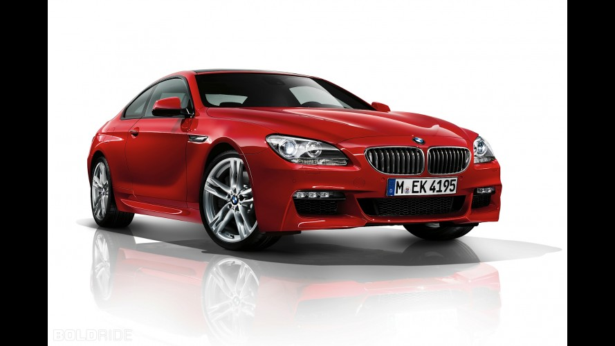 BMW 6-Series Coupe M Sport Package