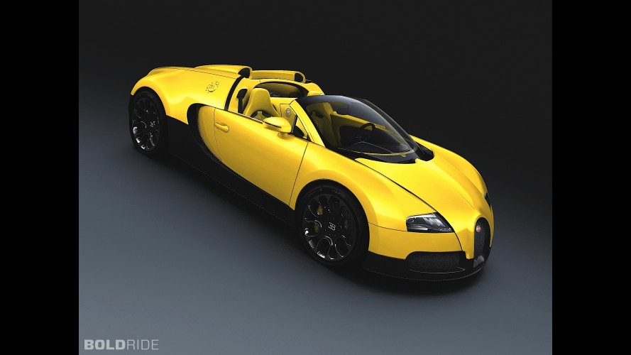 Bugatti Veyron Grand Sport Middle East Editions
