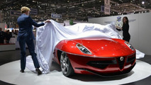 Touring Superleggera Disco Volante live in Geneva 675