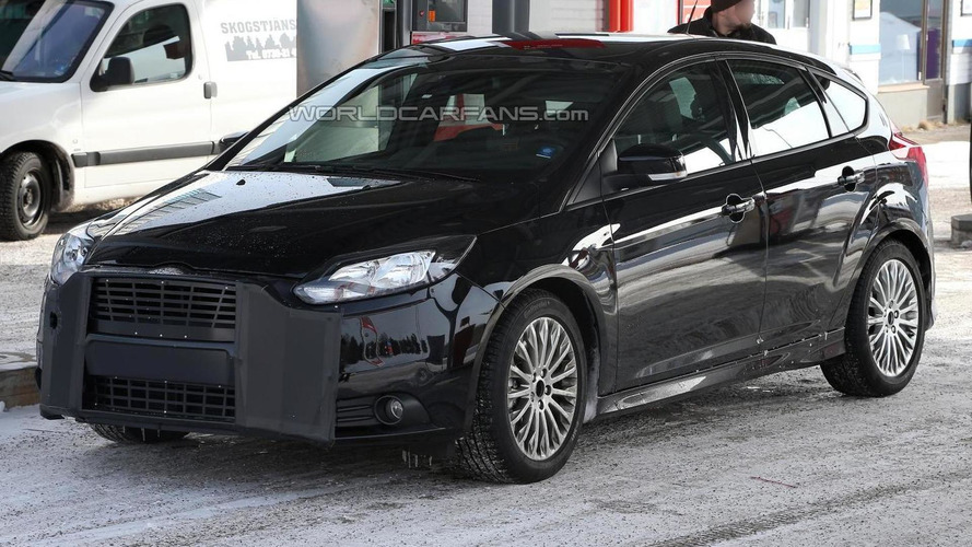 Ford Focus RS coming in 2016, will build on the