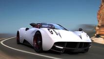 Pagani Huayra S or Huayra Roadster to debut in Geneva - report