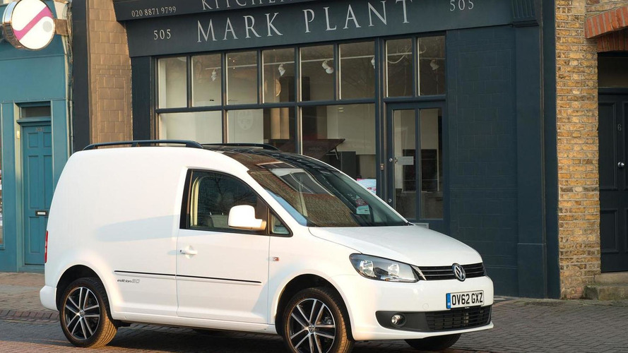 Volkswagen Caddy Edition 30 announced (UK)