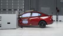 2017 Subaru Impreza IIHS crash test