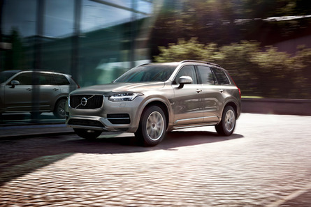 Big, posh SUV sales heading for a record year in Europe